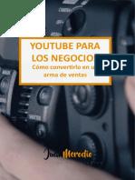 YouTube para negocios (Juan Merodio).pdf
