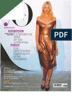 Dra. Azanza   Medicina estética y nutrición. Publicación 07/08/2010 en YoDona
