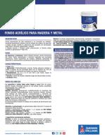 SHERWIN WILLIAMS ACRILICO PARA MADERAS Y METAL.pdf