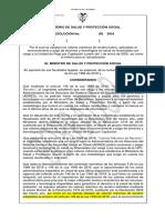 Proyecto resolución VMR 2020 - actualización_ ADOPCION