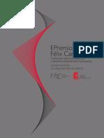 Bases Premio Felix Candela 2019