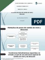 Hidraulica de Pozos Cambio de Nivel y Direccion