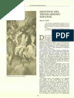 Cardín Garay, Alberto (1983) Destinos del Trinitarismo Español | Los Cuadernos del Pensamiento.pdf
