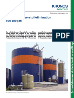 h2s Elimination Biogas