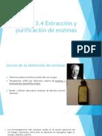 Producción de enzimas y act e, separacion purif.pptx