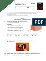 Porto Editora - Novo Espaco - 12 Ano 2018-19 - 1 Teste.pdf