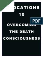Invocations 10 Overcoming the Agressive Spirits- Kim Michaels