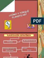 3. Planificación y Diagnóstico