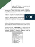 Valuación de Empresas - Project Finance (001)