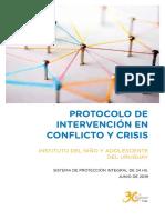 ProtocolodeIntervencinenConflictoyCrisis