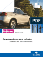 Sachs Catalogo Amortecedores Leve 2017