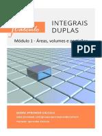 Integrais duplas - Modulo1