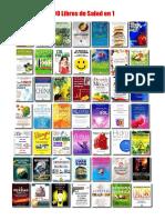 100 libros de salud.
