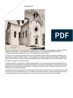 Historia Casona Mariscal Caceres