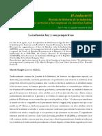 Marcelo Rougier - La Industria Hoy y Sus Perspectivas