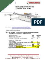 SIERRA ESCUADRADORA MINIMAX SC4 ELITE      SCM ITALIA.pdf