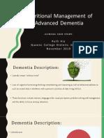 dementia ruthie hia final