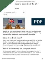 Brexit_ A leaving the EU - BBC News