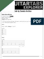 SONATA ARCTICA_ Larger Than Life Guitar tabs.pdf