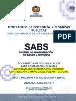 CONFORMACIÓN DE TERRAPLENES, PROYECTO CONSTRUCCIÓN CAMINO CRUCE SIGLLANI – CKOCHAS.docx