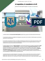 Pobre fútbol argentino, lo mandaron a la B - Infobae.pdf