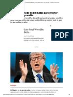 Metodo Bill Gates.pdf