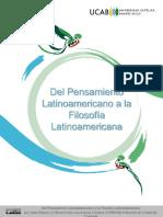Pensamiento Filosófico Latinoamericano.pdf