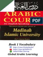 Madina Arabic Book 1 Vocabulary.pdf