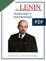 marxismo y reformismo
