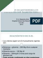 CLASE DM URGENCIA INFANTIL HCSBA- Alejandra Avila 2013.ppt