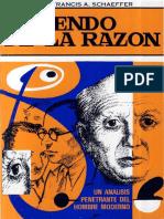 HUYENDO DE LA RAZON - Francis A. Schaeffer.pdf