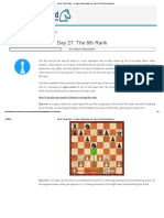 CLASES DDE AJEDREZ Day 27_ the 8th Rank — 21 Days to Supercharge Your Chess by TheChessWorld