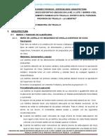 2.0 Especificaciones Tecnicas t3- Arquitectura