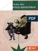 Los cuentos siniestros - Kobo Abe.pdf