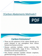 Carbon Abutments Methods!!
