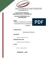 deontología valores1