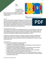 107 Language Narrative Guidelines UAL1docx