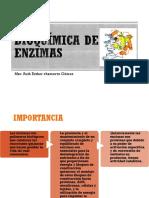 Clase 5 Bioquímica de Enzimas 2019 - II