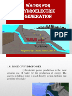 Report for Water Resource