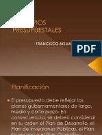 PRINCIPIOS PRESUPUESTALES.ppt