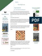 CLASES DDE AJEDREZ 4.The Caro-Kann, Panov-Botvinnik Attack [B13].pdf
