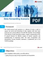 HC110110007 Data Forwarding Scenario