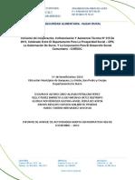 Informe Huerta Demostrativa Final