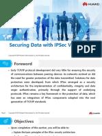 HC110110029 Securing Data With IPSec VPN