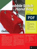 Bobble Stitch Handbag