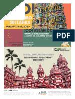 ICOI SriLanka 2020 AdFlyer RDR