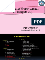 Bahan Ajar P3B-K13