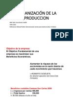 ANALISIS DE LA PRODUCCION