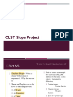 slope project clst