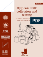 Hygienic milk Collection and Testing.pdf